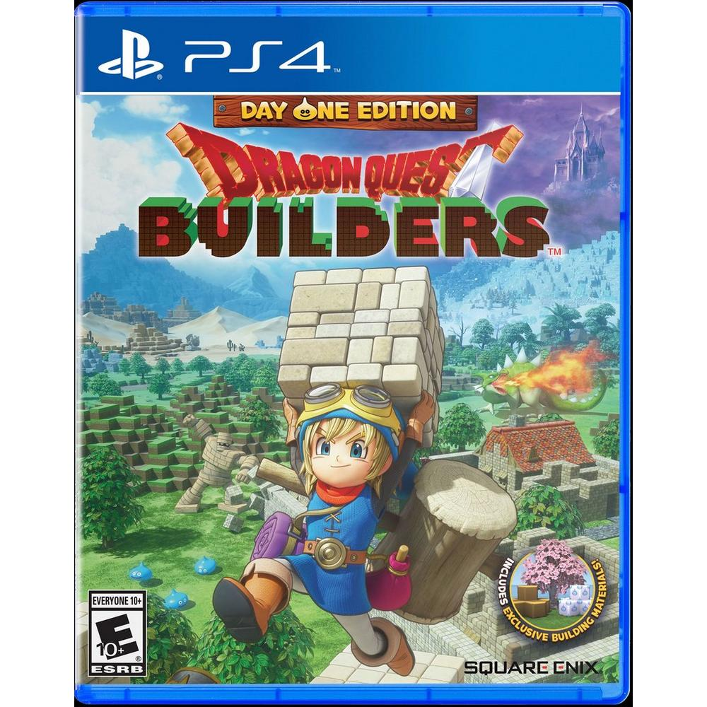 Dragon Quest Builders Day One Edition | PlayStation 4 | GameStop