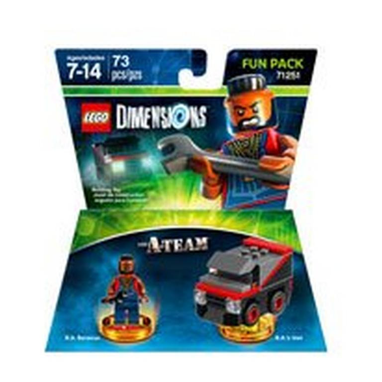 LEGO Dimensions Fun Pack: The A-Team (B.A. Baracus)