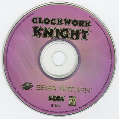 Clockwork Knight
