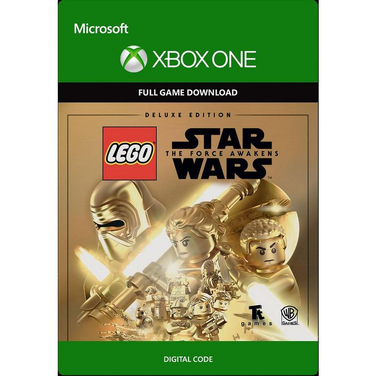 LEGO Star Wars: The Force Awakens Digital Deluxe Edition