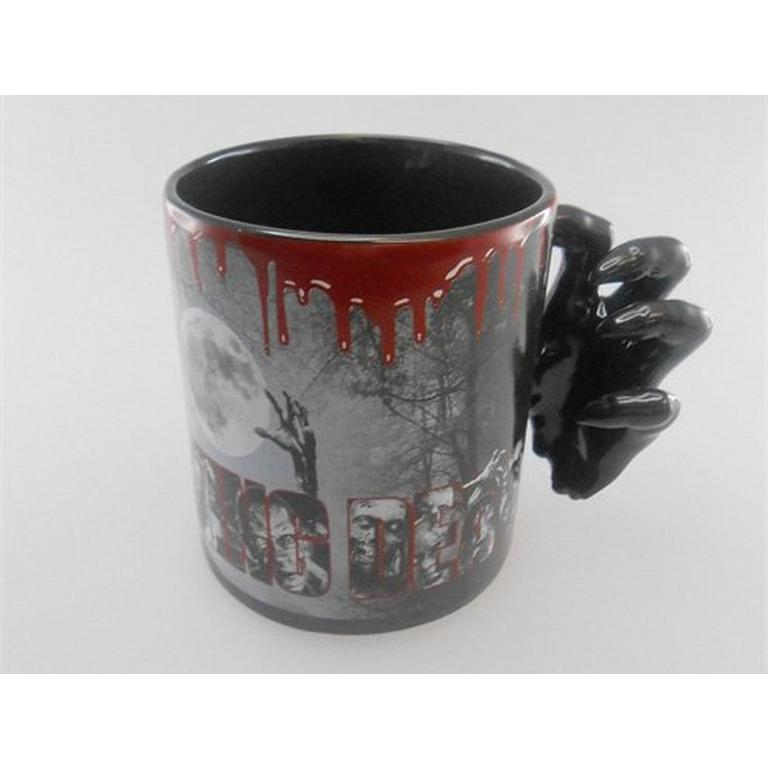 The Walking Dead Hands Molded Handle 16 oz Mug