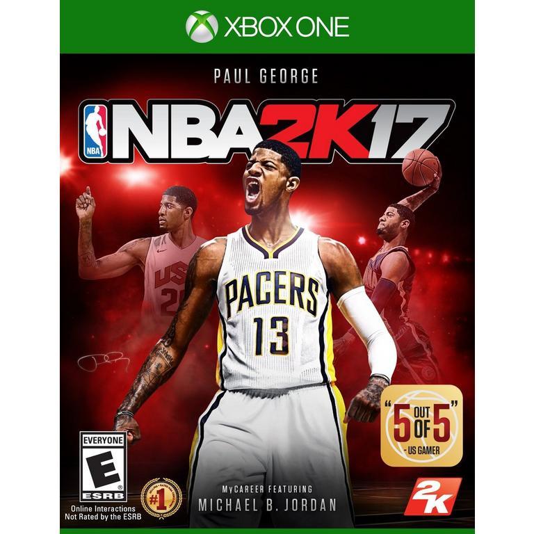 Nba 2k17 Legend Edition Gold Xbox One Gamestop