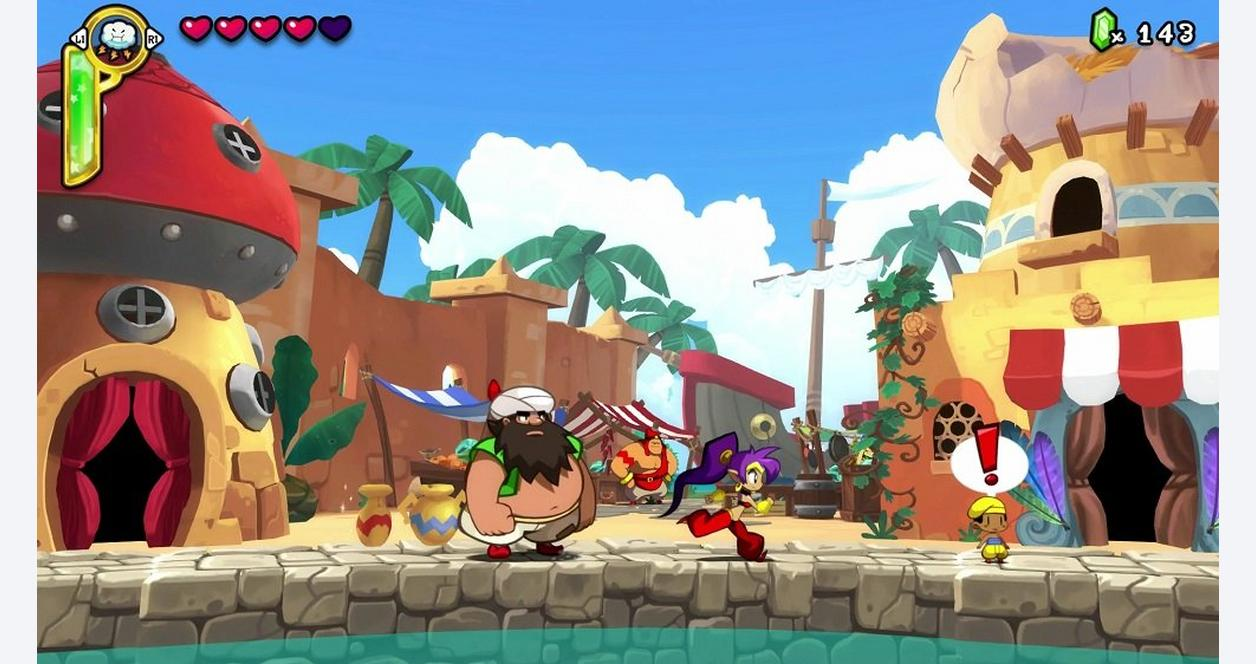 Shantae Half-Genie Hero Ultimate Edition