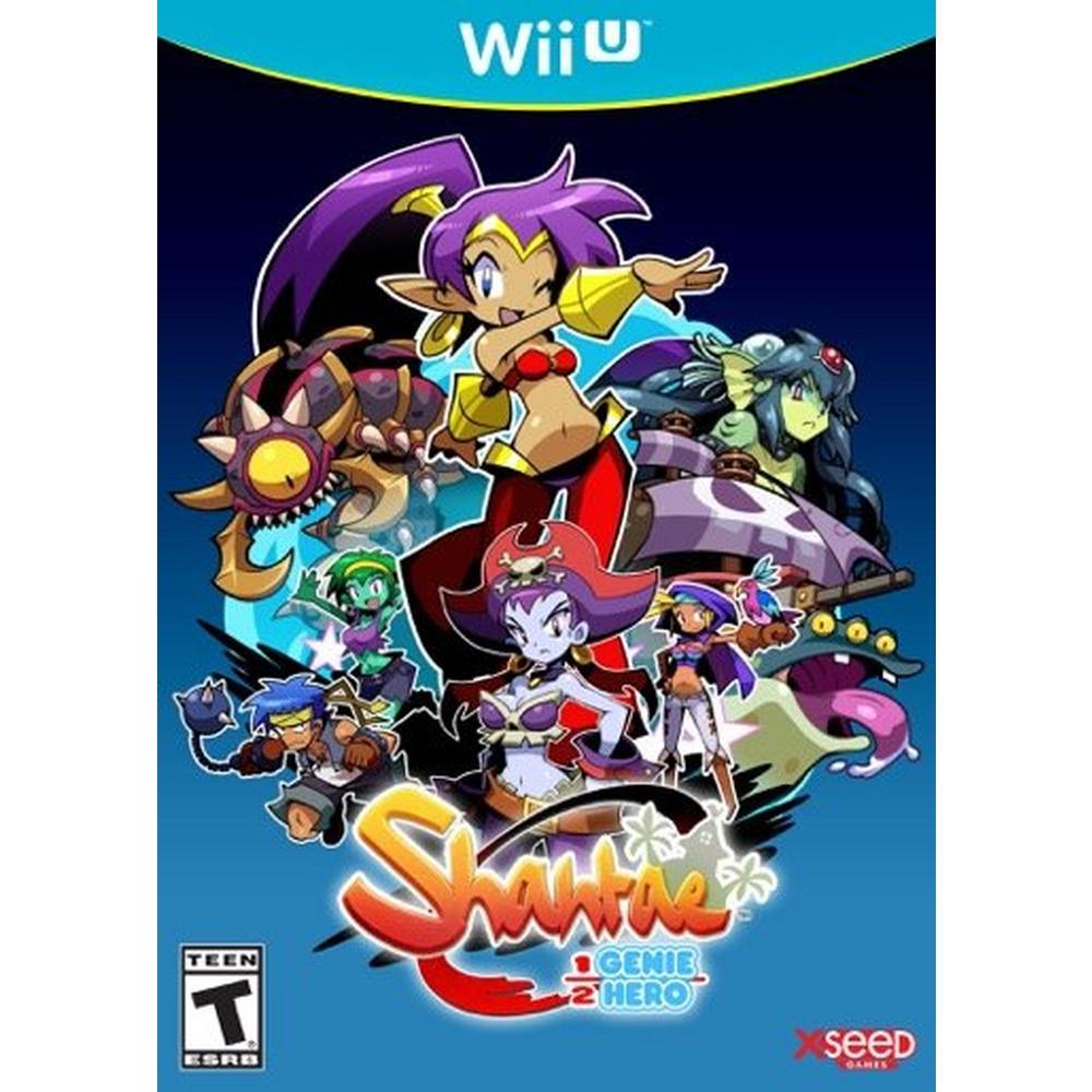 Shantae Half-Genie Hero | Nintendo Wii U | GameStop