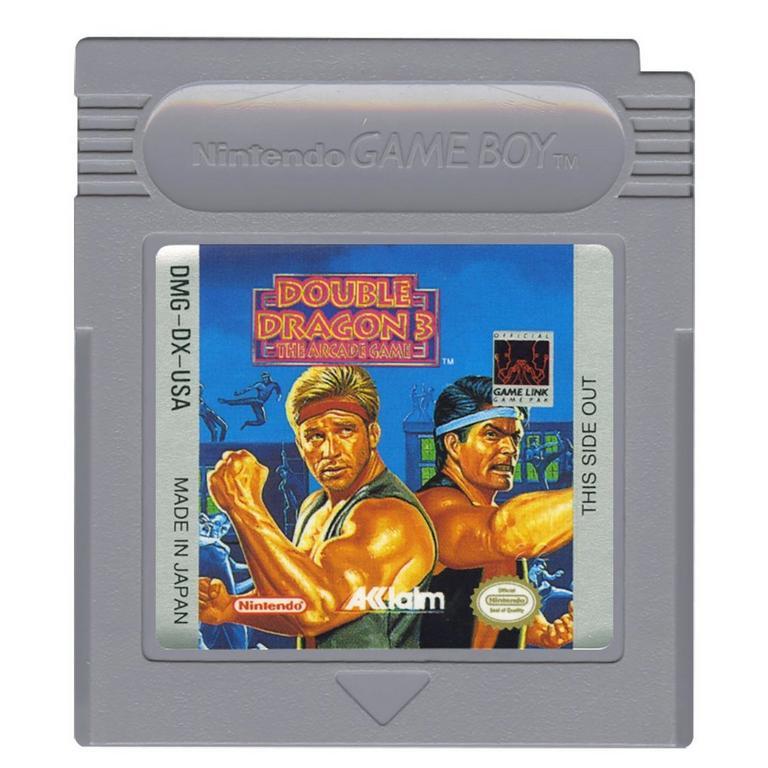 Double Dragon 3: The Arcade Game