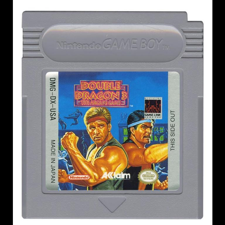 Double Dragon 3 The Arcade Game Game Boy Gamestop