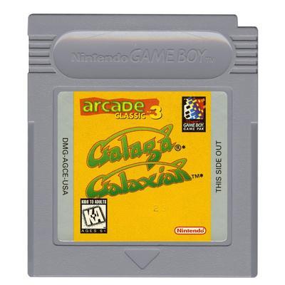 Arcade Classic No. 3: Galaga / Galaxian