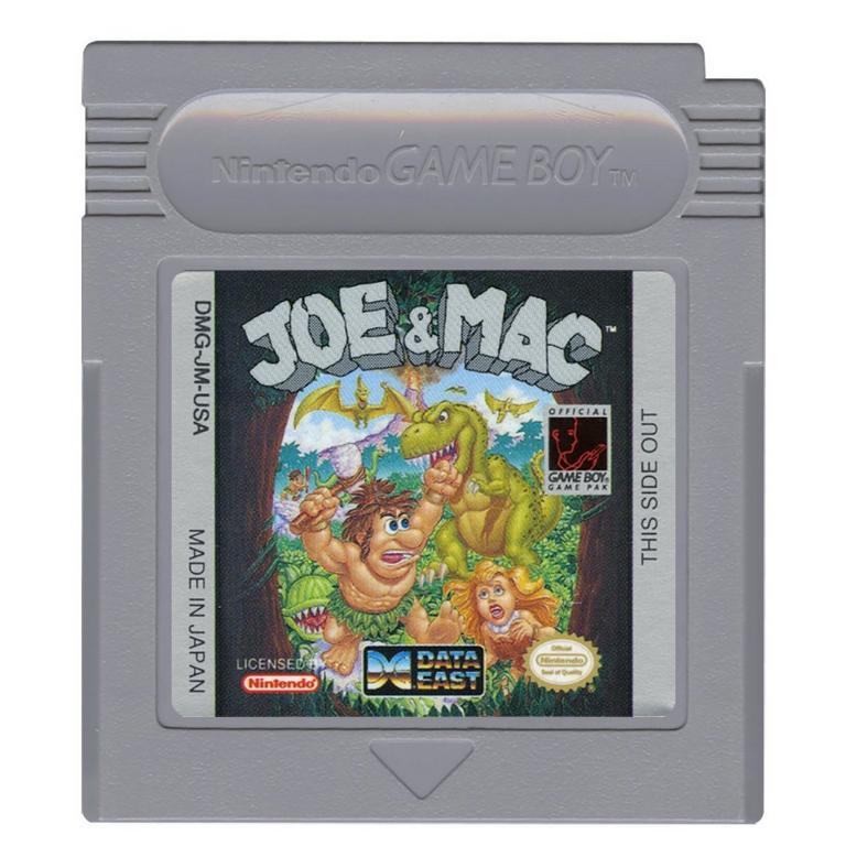 Joe and Mac