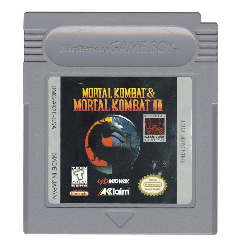 Mortal Kombat and Mortal Kombat II