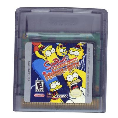 The Simpsons: Night of the Living Treehouse of Horror