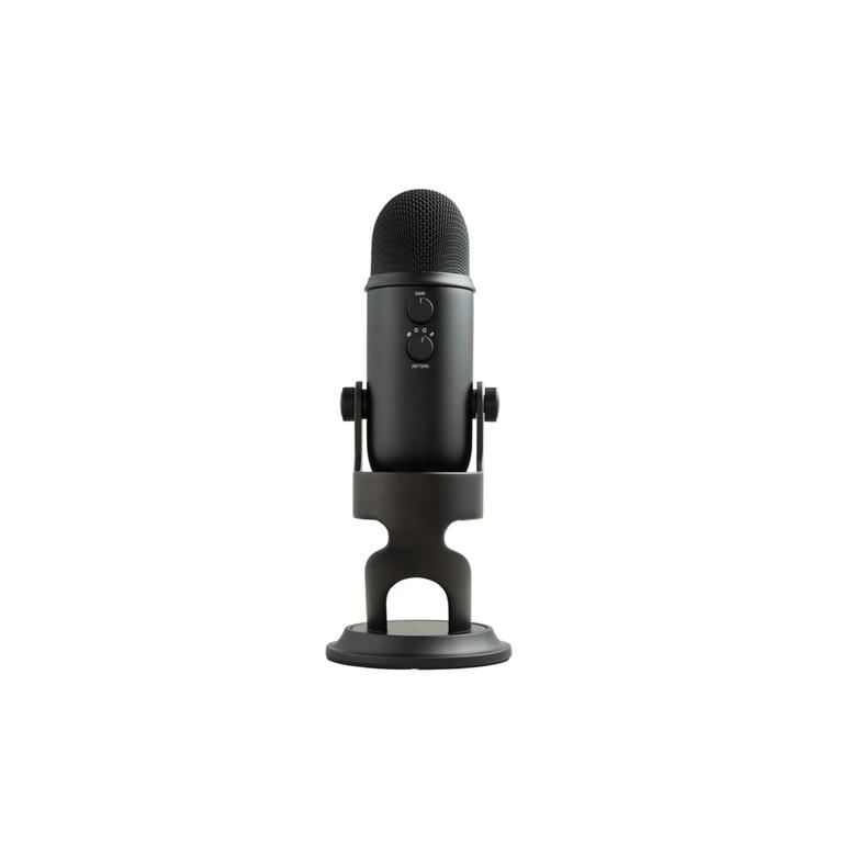Yeti Blackout USB Microphone
