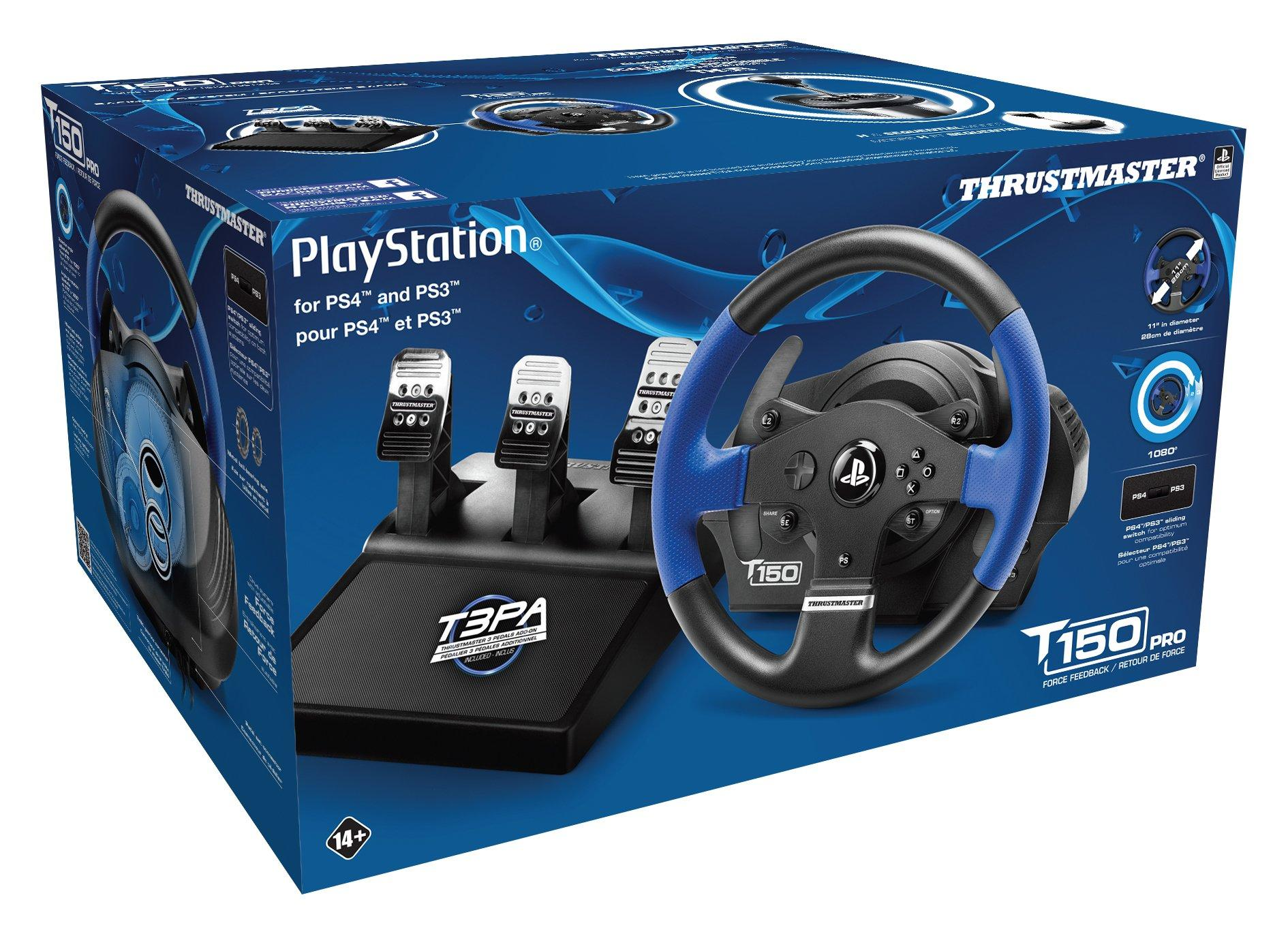 Thrustmaster T150 Pro Limited Edition Racing Wheel - Only at GameStop |  <%Console%> | GameStop