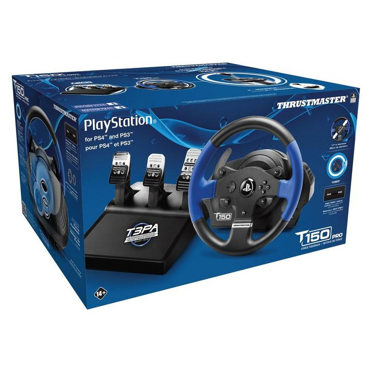 Thrustmaster T150 Pro Limited Edition Racing Wheel - Only at GameStop