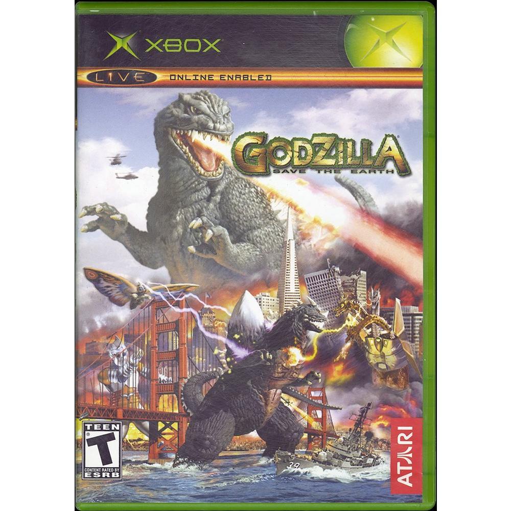 Godzilla: Save the Earth | Xbox | GameStop