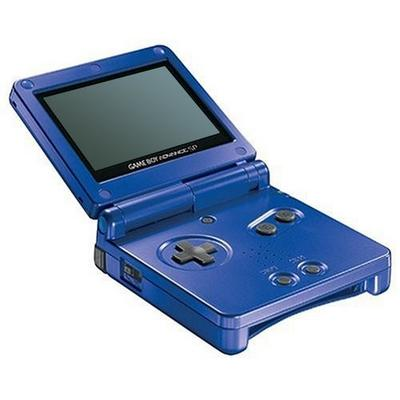 Nintendo Game Boy Advance SP - Cobalt Blue