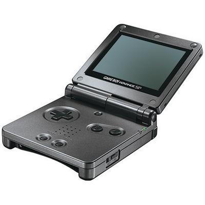 Nintendo Game Boy Advance SP - Graphite