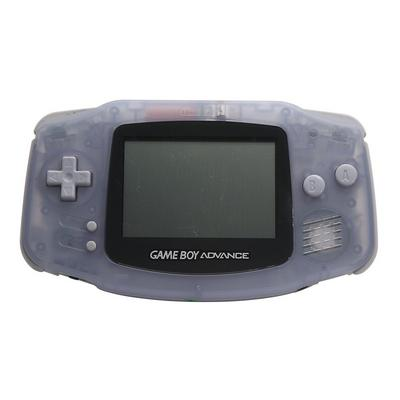 Nintendo Game Boy Advance - Glacier