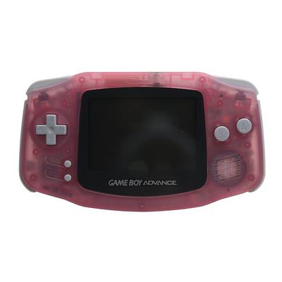 Nintendo Game Boy Advance - Fuchsia