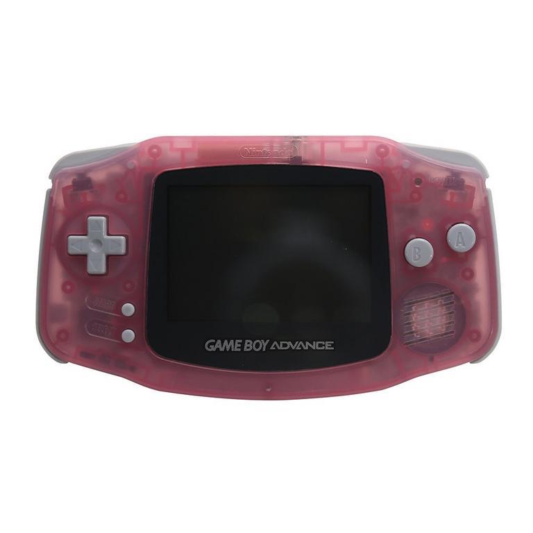 Nintendo Game Boy Advance Fuchsia
