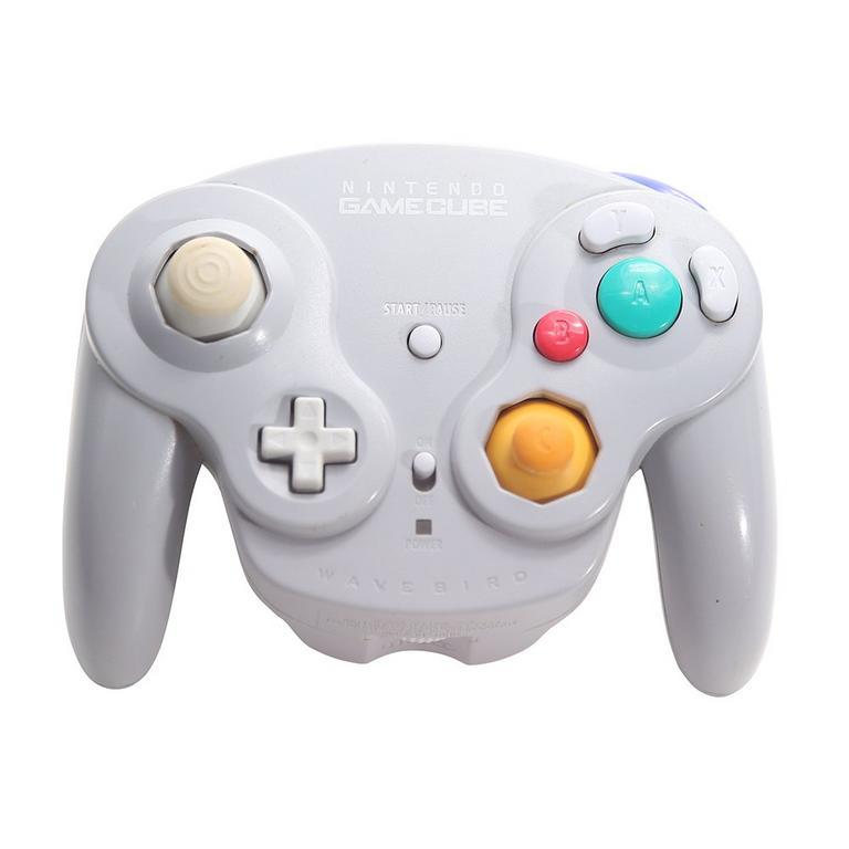 WaveBird Wireless Controller with Receiver for Nintendo GameCube