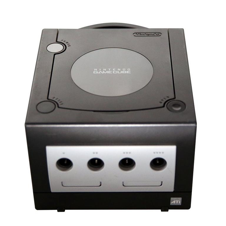 Nintendo GameCube Jet Black GameStop Premium Refurbished