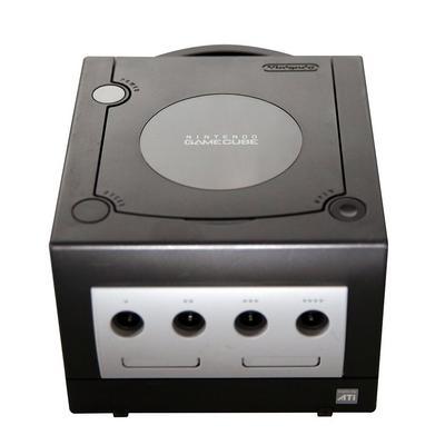 Nintendo GameCube System - Jet Black