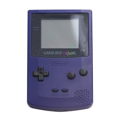 Nintendo Game Boy Color - Grape