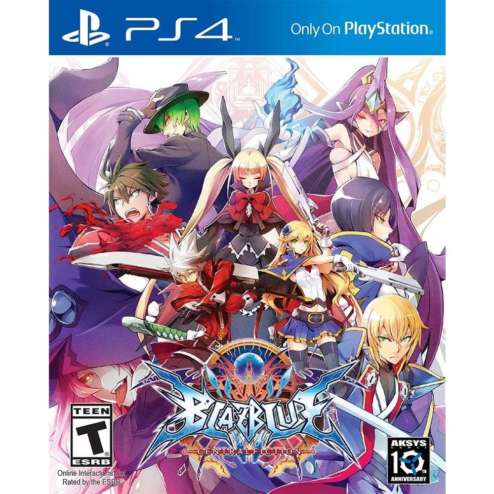 BlazBlue: Central Fiction | PlayStation 4 | GameStop