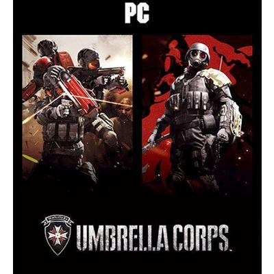 Umbrella Corps Digital Deluxe Edition