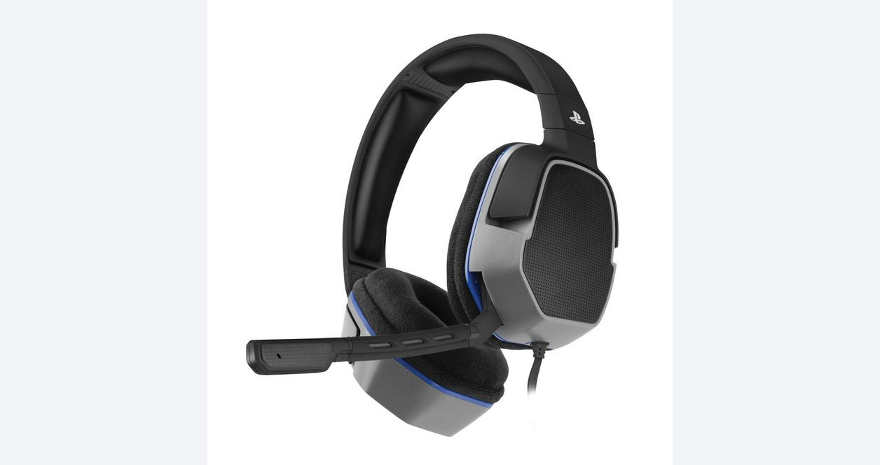 PlayStation 4 Afterglow LVL 3 Wired Headset