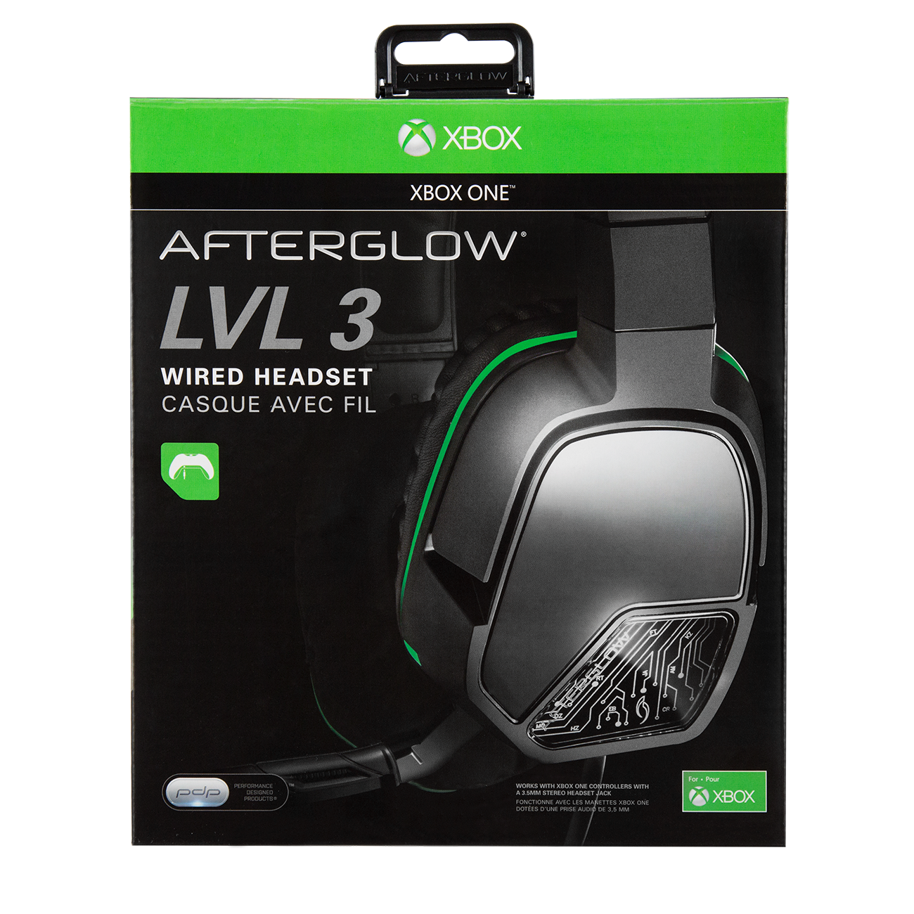 Afterglow LVL 3 Stereo Headset for Xbox One | Xbox One | GameStop