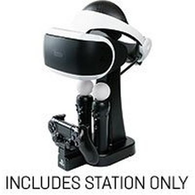 Charge and Display Station for PlayStation VR