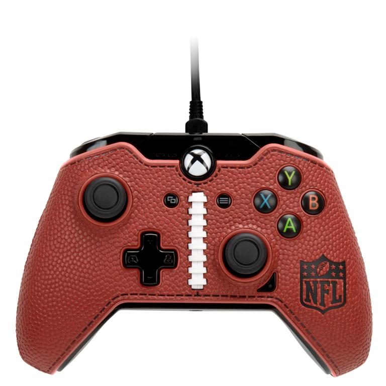 Xbox One NFL Premium Face-Off Wired Controller