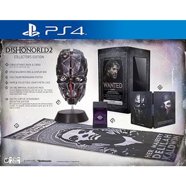 Dishonored 2 Premium Collector's Edition