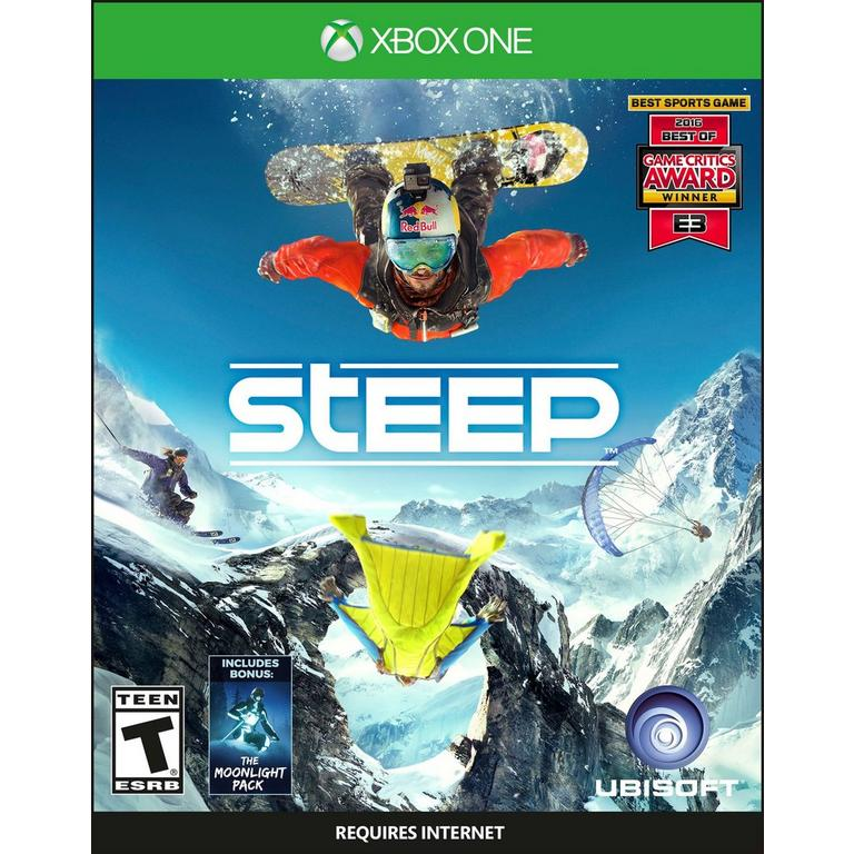 Ubisoft Steep Xbox One Available At GameStop Now!