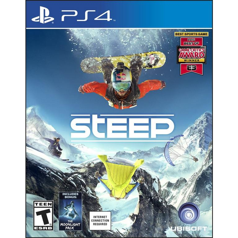 Ubisoft Steep PS4 Available At GameStop Now!