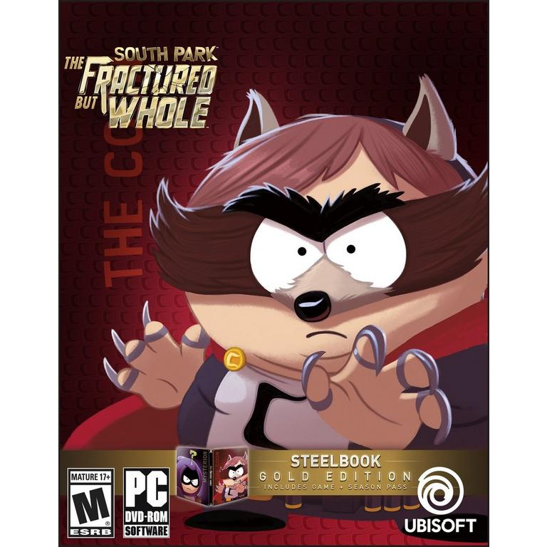 South Park: The Fractured But Whole Steelbook Gold Edition