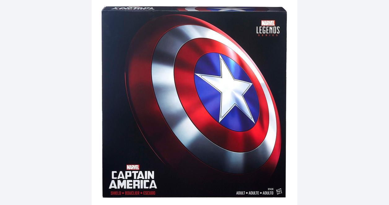 Marvel Legends: Captain America Shield
