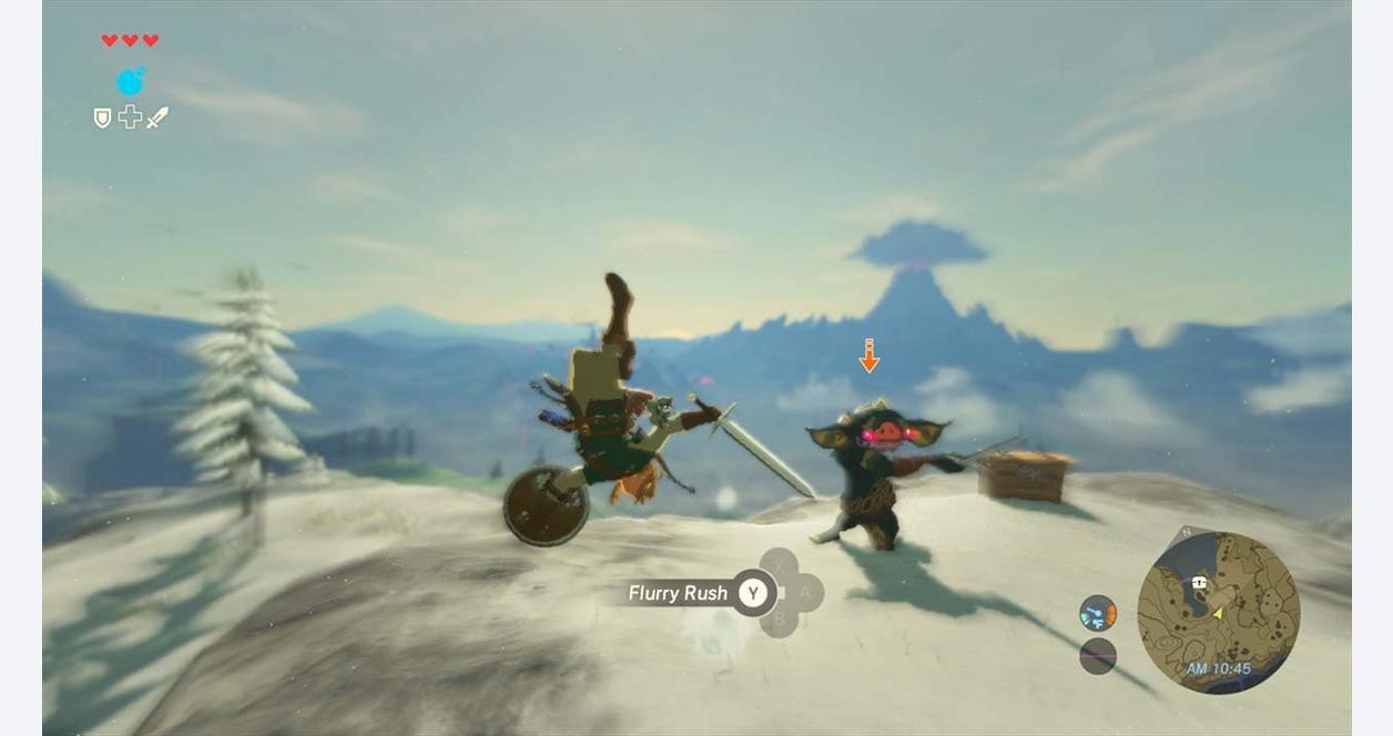 The Legend of Zelda: Breath of the Wild | Nintendo Switch