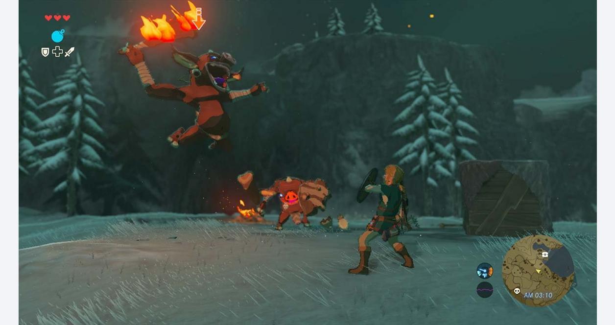 The Legend of Zelda: Breath of the Wild | Nintendo Wii U | GameStop