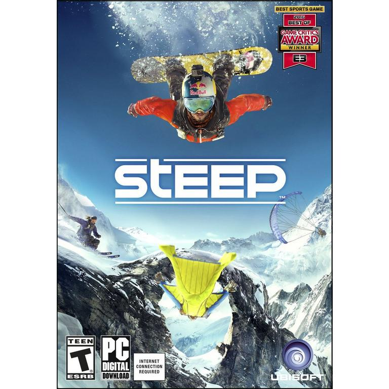 Ubisoft Digital Steep PC Download Now At GameStop.com!