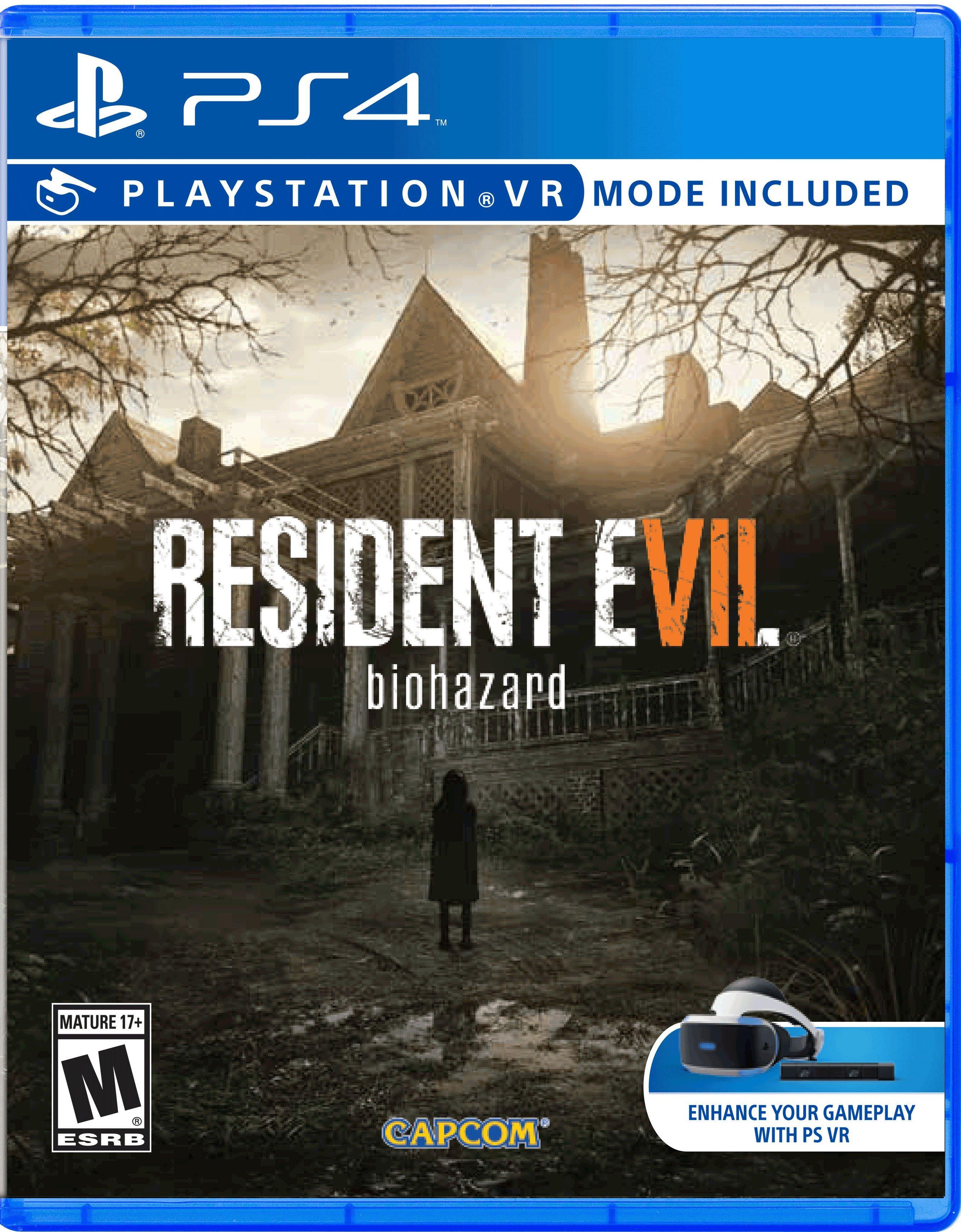 Resident Evil 7 Biohazard Playstation 4 Gamestop