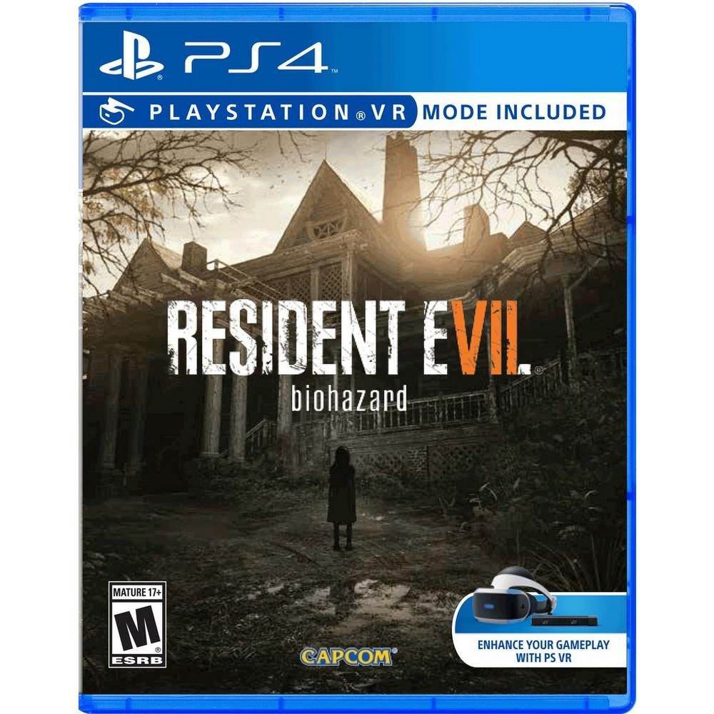 Resident Evil 7 biohazard | PlayStation 4 | GameStop