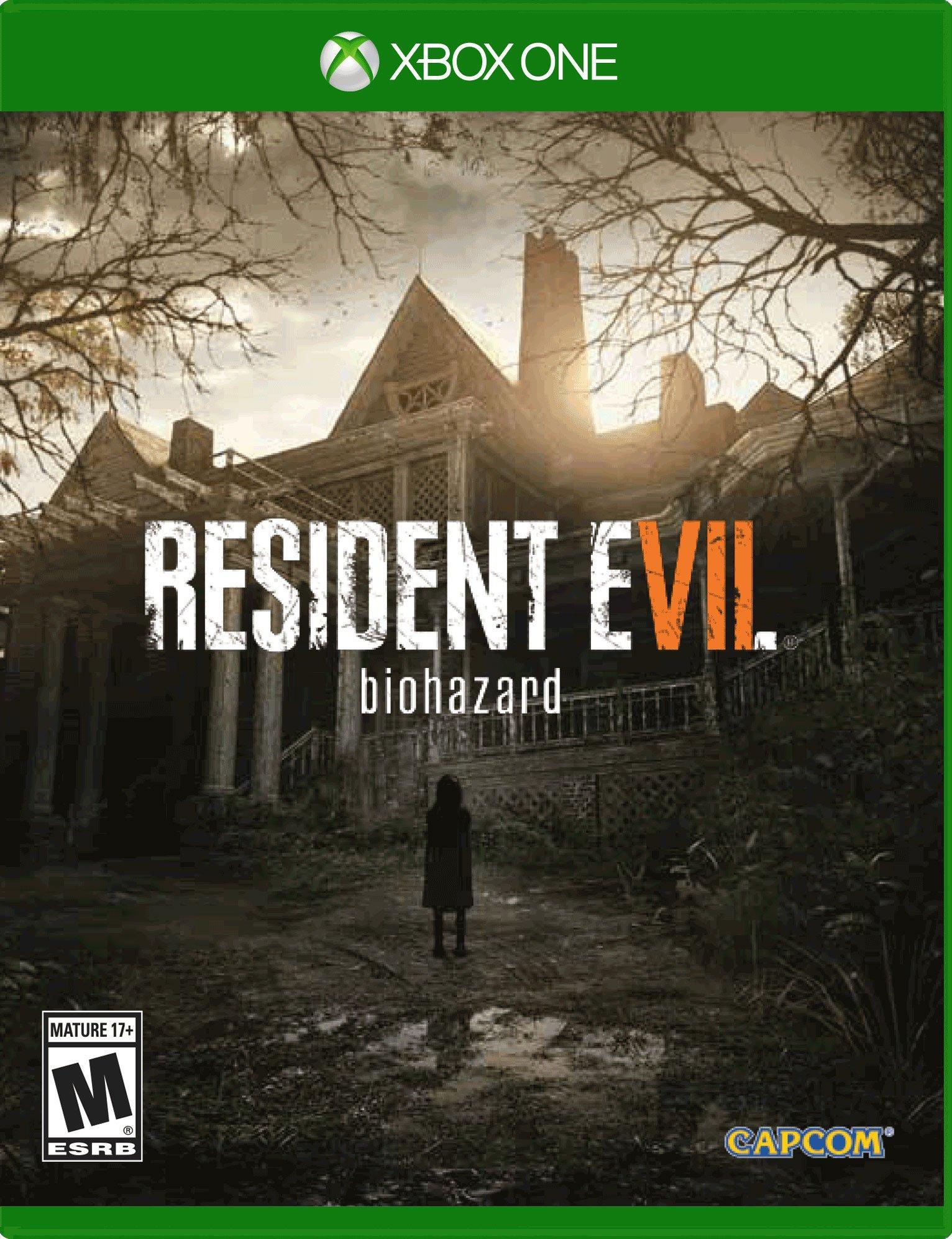 Resident evil 7 for mac