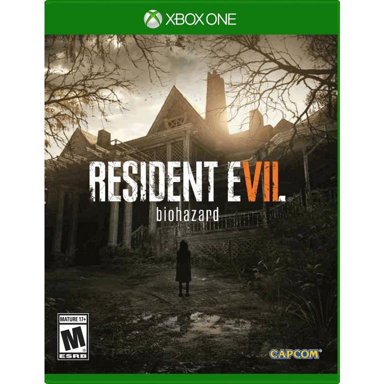 Resident Evil 7 Biohazard Xbox One Gamestop