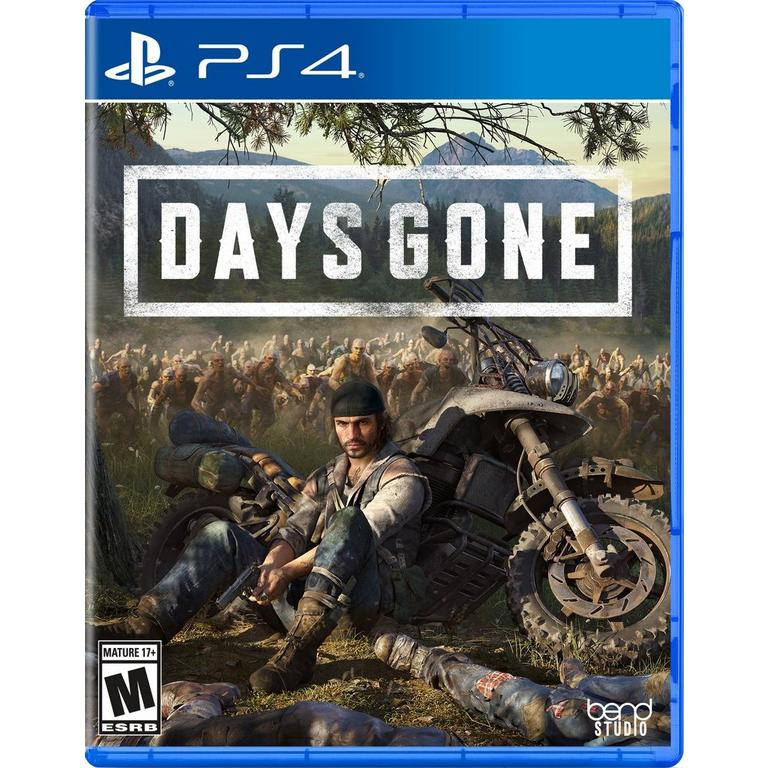 Days Gone | PlayStation 4 | GameStop