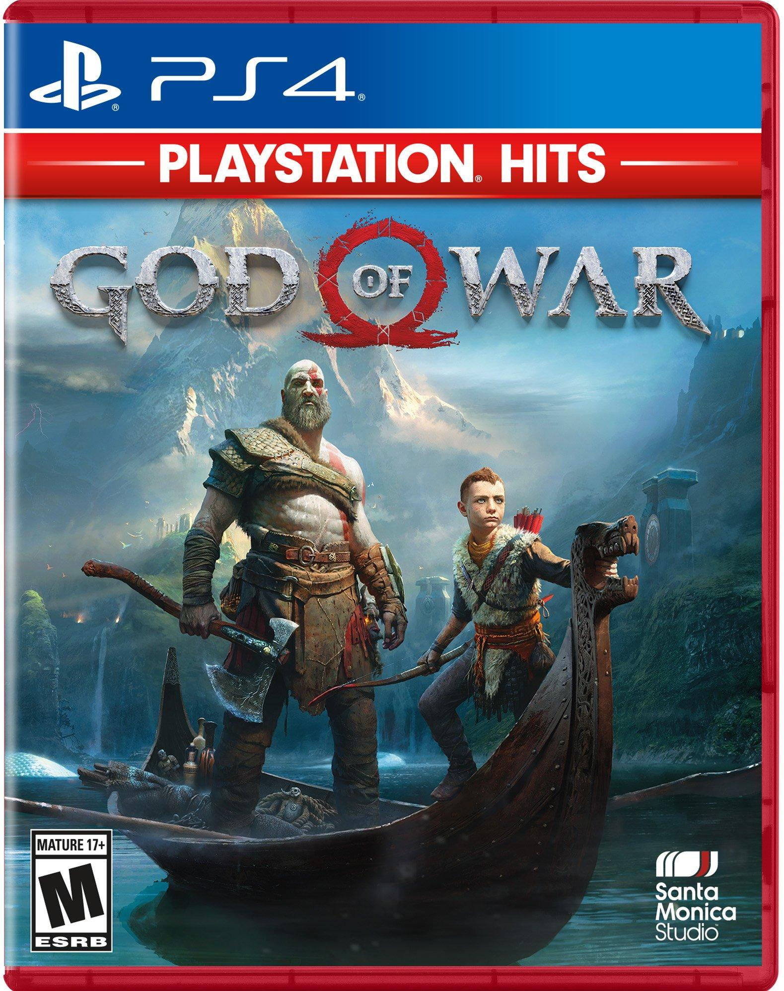 God of War | PlayStation 4 | GameStop