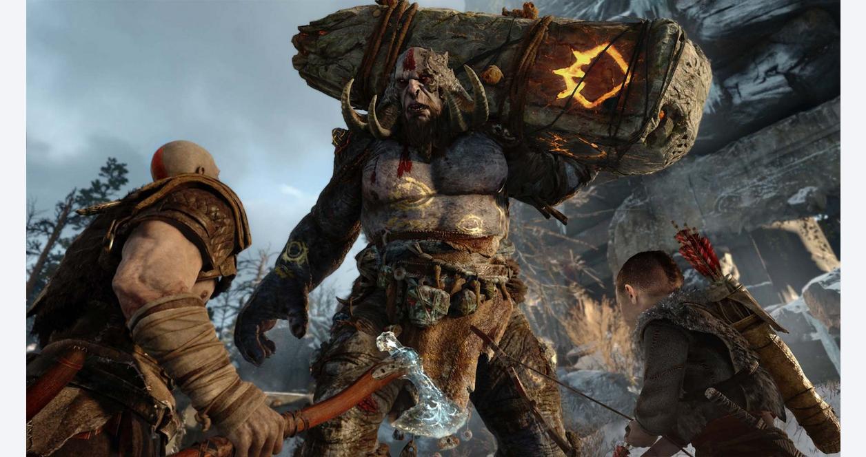 God of War   PlayStation 4   GameStop