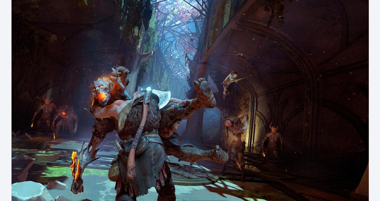God of War | PlayStation 4 | GameStop
