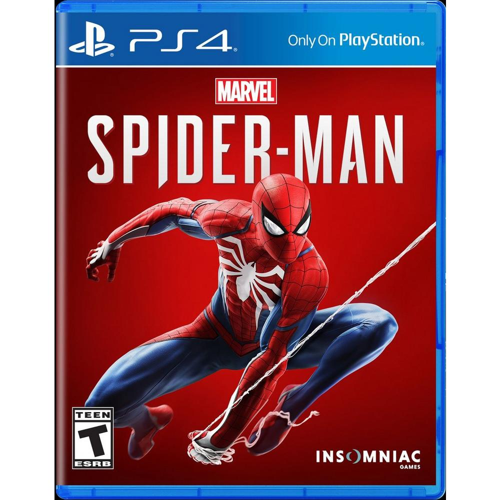 Marvel's Spider-Man | PlayStation 4 | GameStop